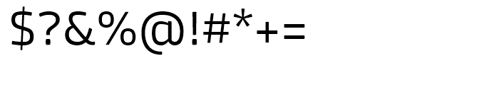 Mangerica Light Font OTHER CHARS