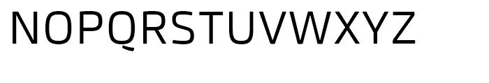 Mangerica Light Font UPPERCASE