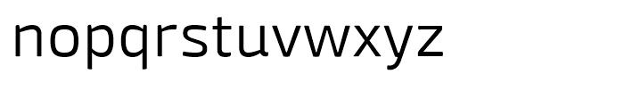 Mangerica Light Font LOWERCASE