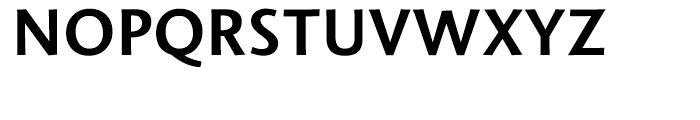 Mantika Sans Bold Font UPPERCASE