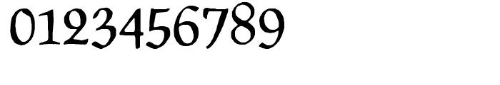 Manuskript Antiqua Italic Font OTHER CHARS