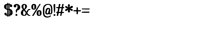 Maple Street Regular Font OTHER CHARS