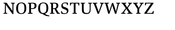 Marbach Medium Font UPPERCASE