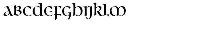 Marceta Uncial Font UPPERCASE