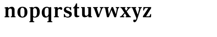 Margon 360 Bold Font LOWERCASE