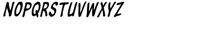 Marian Churchland Italic Intl Font LOWERCASE