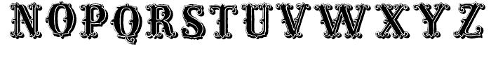 Massel Two Regular Font UPPERCASE