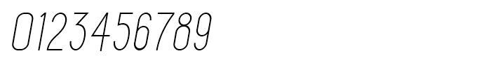 Maxwell Sans Light Italic Font OTHER CHARS