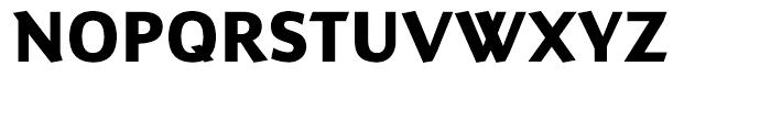 Maya Samuels Bold Font UPPERCASE