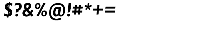 Maya Samuels Italic Font OTHER CHARS