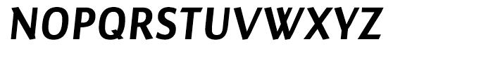 Maya Samuels Italic Font UPPERCASE