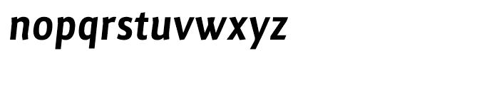 Maya Samuels Italic Font LOWERCASE
