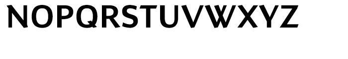 Maya Samuels Regular Font UPPERCASE