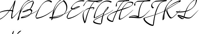 Mayence Premium Font UPPERCASE