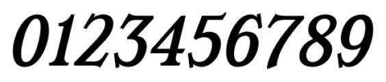 Magica Medium Italic Font OTHER CHARS