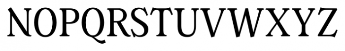 Magica Regular Font UPPERCASE