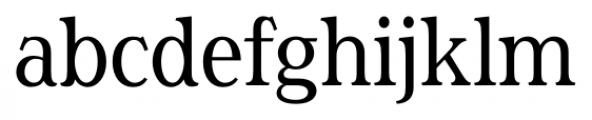 Magica Regular Font LOWERCASE