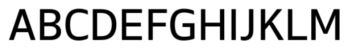 Maiden Regular Font UPPERCASE
