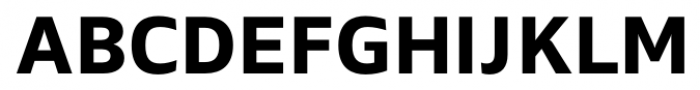 Maiden Semi Bold Font UPPERCASE