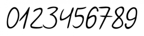 Manolo Handwriting Regular Font OTHER CHARS