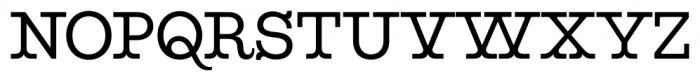 Maritime Champion Medium Font LOWERCASE