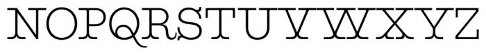 Maritime Champion Regular Font UPPERCASE