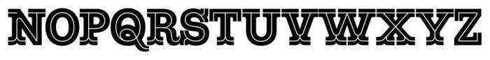 Maritime Champion SL Light Font UPPERCASE