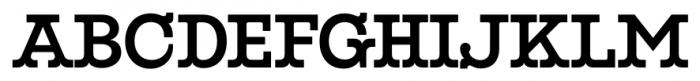 Maritime Champion SemiBold Font LOWERCASE