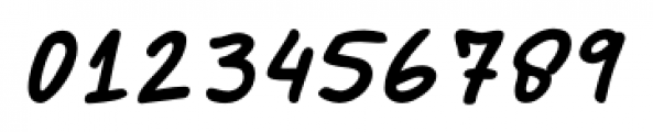 Marvaloha Bold Italic Font OTHER CHARS