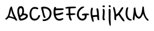 Marvaloha Regular Font LOWERCASE