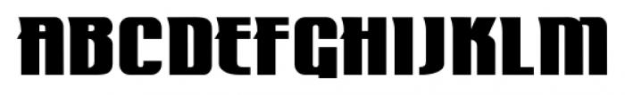 Mastermind BB Regular Font UPPERCASE