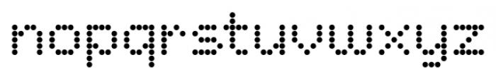 Matrise Text Pro Regular Font LOWERCASE