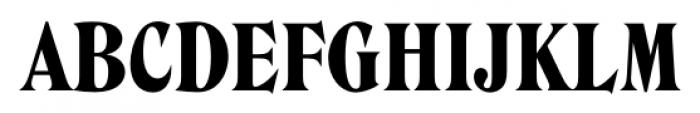Maythorn Regular Font UPPERCASE