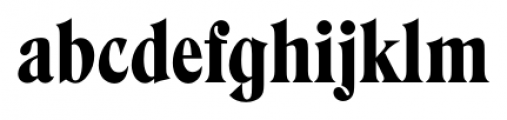 Maythorn Regular Font LOWERCASE