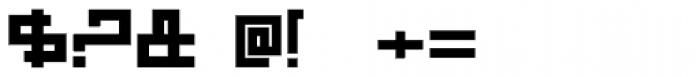 MANIFESTA Bold Font OTHER CHARS
