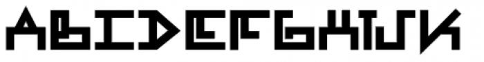 MANIFESTA Bold Font UPPERCASE