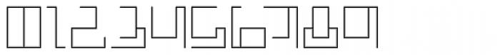 MANIFESTA Light Font OTHER CHARS