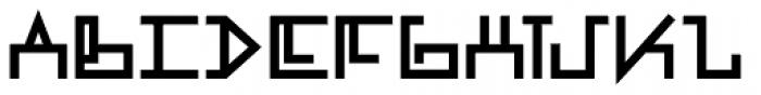 MANIFESTA Medium Font UPPERCASE