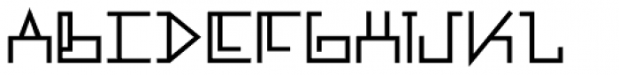 MANIFESTA Font UPPERCASE