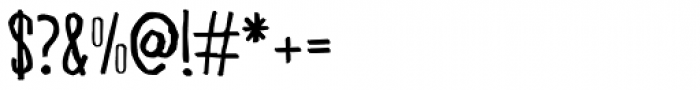 MARI&DAVID Font OTHER CHARS