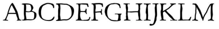 Macarons Font UPPERCASE