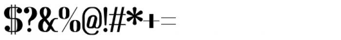 Macchiato Font OTHER CHARS