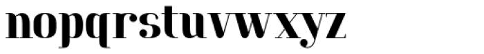 Macchiato Font LOWERCASE