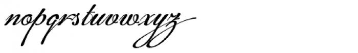 Machia Xtra One Font LOWERCASE