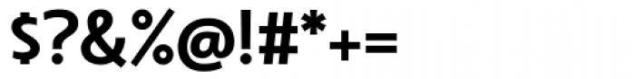 Machinato Bold Font OTHER CHARS
