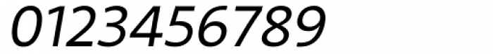 Machinato Italic Font OTHER CHARS