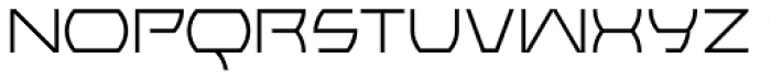Machine Gun Font LOWERCASE