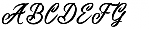 Machineat Bold Font UPPERCASE