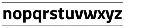Macho Box Bold Font LOWERCASE