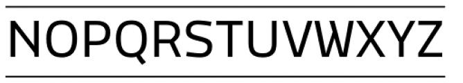Macho Box Regular Font UPPERCASE